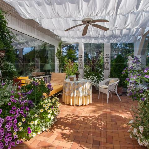 Landschafts- und Gartengestaltung | Wintergarten