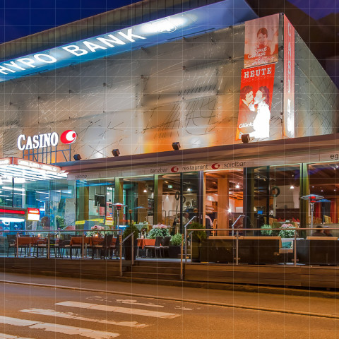 Gastgewerbe | Casinoterrasse
