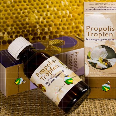 Produkte | Propolis-Tropfen